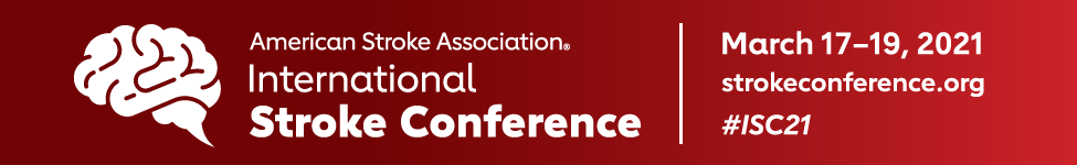 American Heart Association/American Stroke Association International Stroke Conference